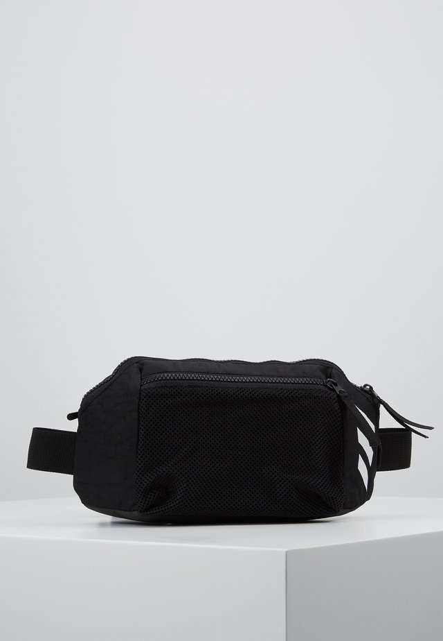 PARKHOOD  - Bum bag - black/white