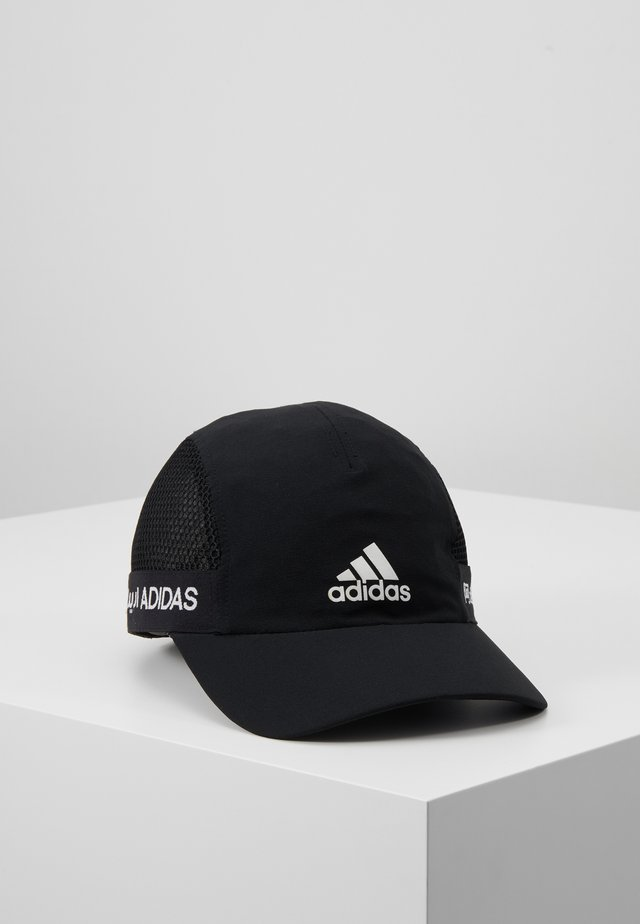 RU SIDE  - Cap - black/white