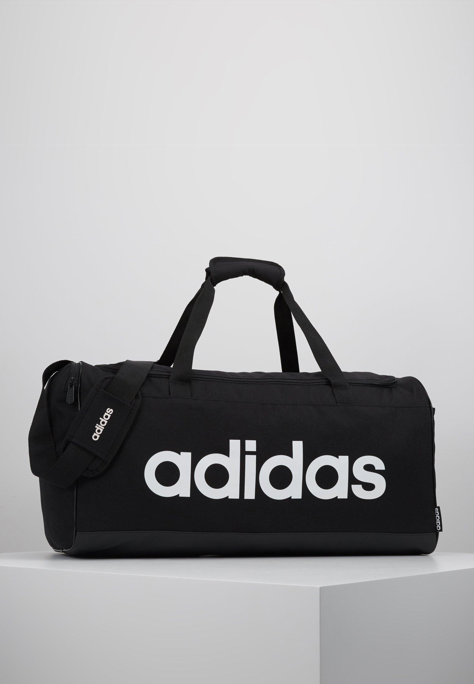 adidas Performance LIN DUFFLE M Sporttasche blackwhite