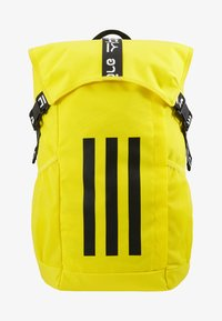adidas Performance - Reppu - shock yellow/black/white