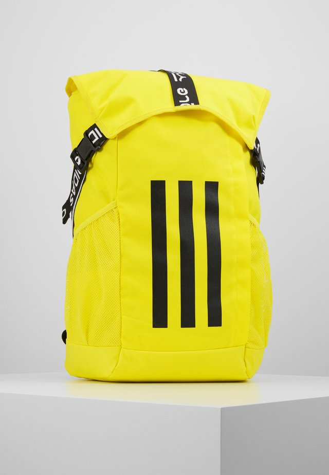 Rucksack - shock yellow/black/white