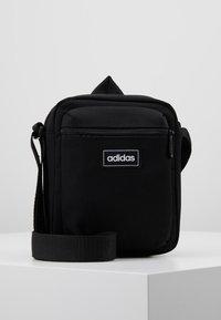 adidas Performance - Across body bag - black/white - 0