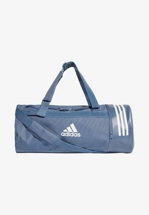Convertible 3-Stripes Duffel Bag Medium - Sports bag - marine