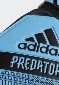 adidas Performance - PREDATOR TRAINING GOALKEEPER GLOVES - Hansker - blue - 2