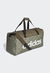 adidas Performance - LINEAR DUFFEL BAG - Reiseveske - brown - 2