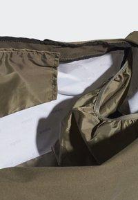 adidas Performance - LINEAR DUFFEL BAG - Reiseveske - brown - 3
