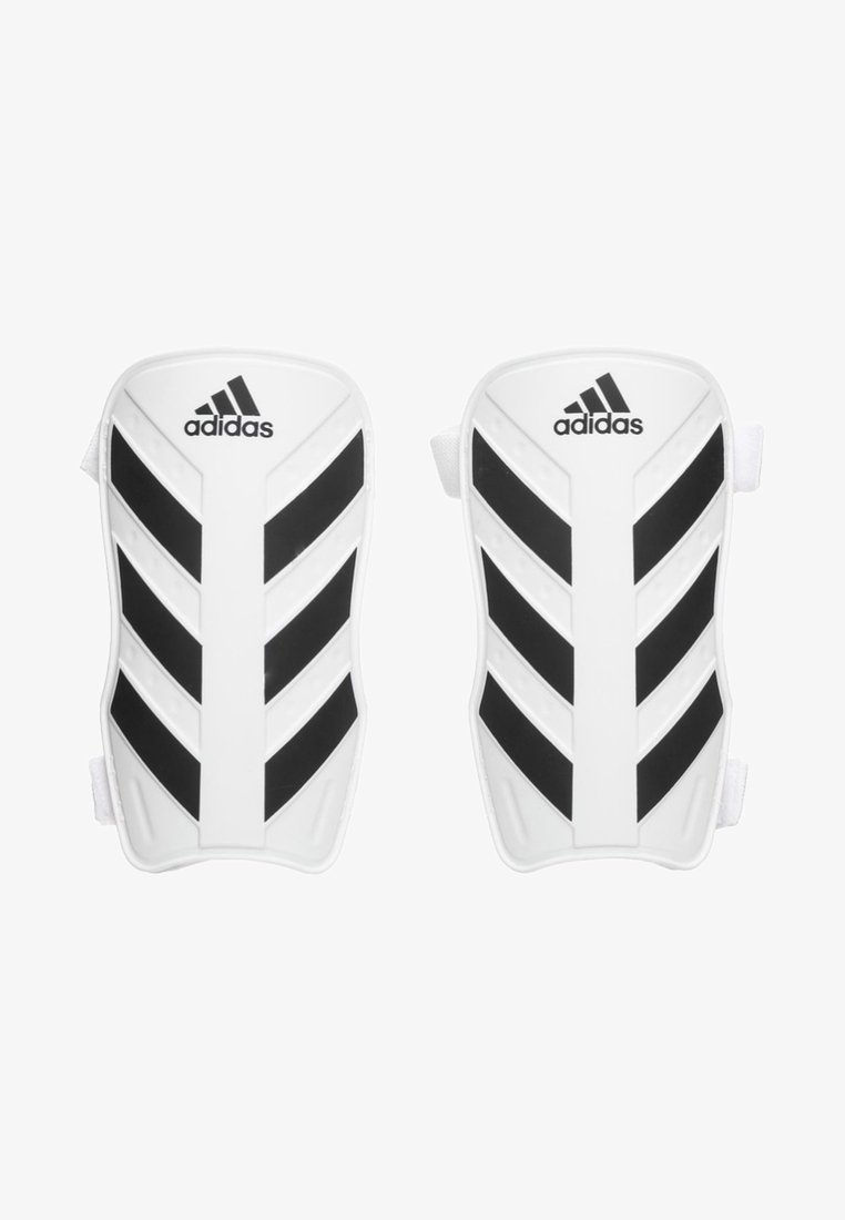 adidas Performance - EVERLITE - Shin pads - white/black