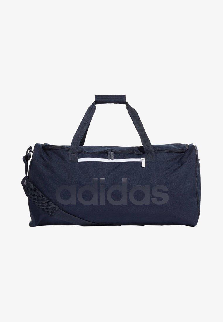 adidas Performance - LINEAR CORE DUFFELBAG - Reisetasche - marine