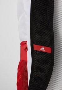 adidas Performance - Reppu - white/black - 2