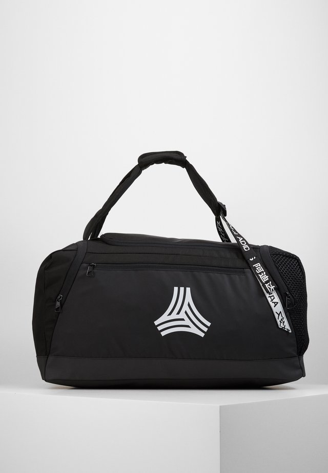 Sports bag - black/white/solred