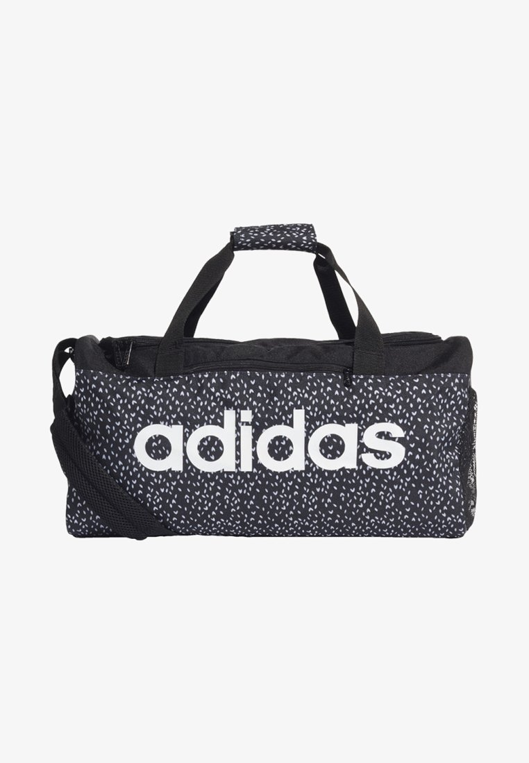 adidas Performance - LINEAR DUFFEL BAG - Holdall - black