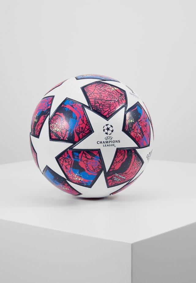 FIN IST - Fodbolde - white/panton/glow blue