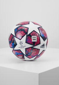 adidas Performance - FIN IST - Piłka do piłki nożnej - white/panton/glow blue - 2