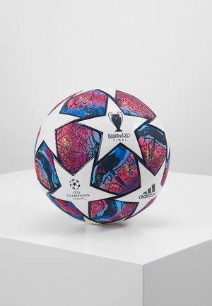 FIN IST PRO - Balón de fútbol - white/panton/collegiate royal