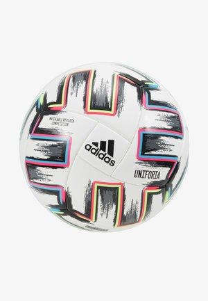UNIFO COM - Piłka do piłki nożnej - white/black