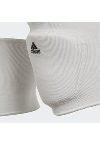 adidas Performance - INCH KNEE PADS - Protège-tibias - white/black - 2