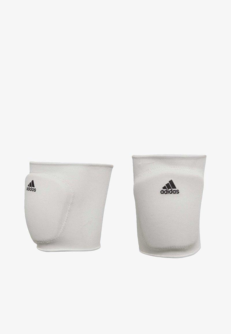 adidas Performance - INCH KNEE PADS - Protège-tibias - white/black