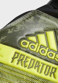 adidas Performance - PREDATOR TRAINING GOALKEEPER GLOVES - Gants de gardien de but - green - 2