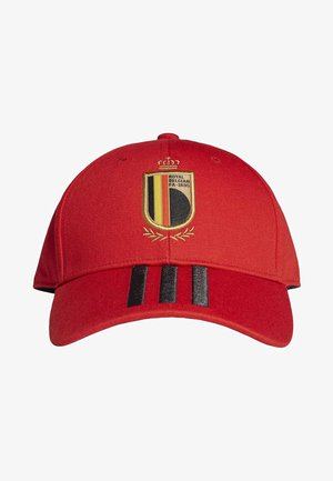 BELGIUM BASEBALL CAP - Cap - red