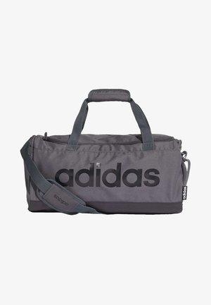 LINEAR LOGO DUFFEL BAG - Treningsbag - grey