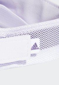 adidas Performance - AEROREADY VISOR - Cap - purple - 5