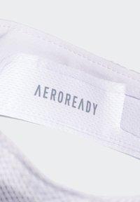 adidas Performance - AEROREADY VISOR - Cap - purple - 4
