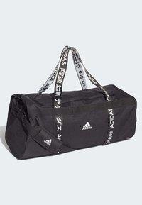 adidas Performance - 4ATHLTS DUFFEL BAG LARGE - Urheilukassi - black - 2