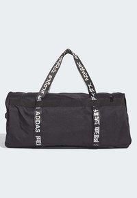 adidas Performance - 4ATHLTS DUFFEL BAG LARGE - Urheilukassi - black - 1