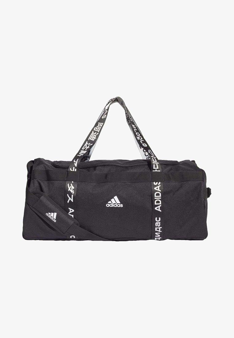 adidas Performance - 4ATHLTS DUFFEL BAG LARGE - Urheilukassi - black