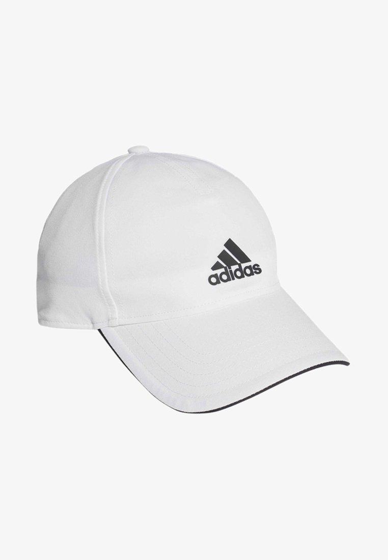 adidas Performance - AEROREADY BASEBALL CAP - Casquette - white