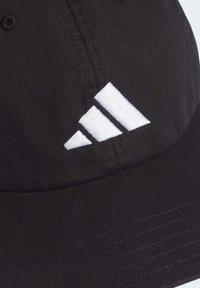 adidas Performance - ADIDAS ATHLETICS PACK DAD CAP - Cap - black - 5