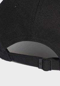 adidas Performance - ADIDAS ATHLETICS PACK DAD CAP - Cap - black - 4