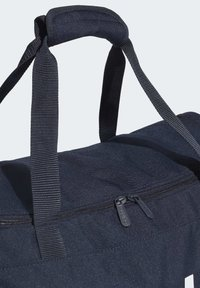 adidas Performance - LINEAR DUFFEL BAG - Torba sportowa - blue - 4