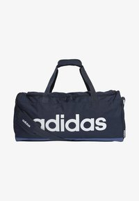 adidas Performance - LINEAR DUFFEL BAG - Torba sportowa - blue - 0