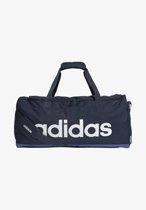 LINEAR DUFFEL BAG - Sportväska - blue