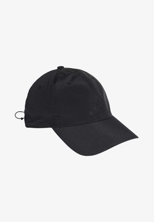 2019-12-01 ADIDAS ATHLETICS PACK CAP - Lippalakki - black