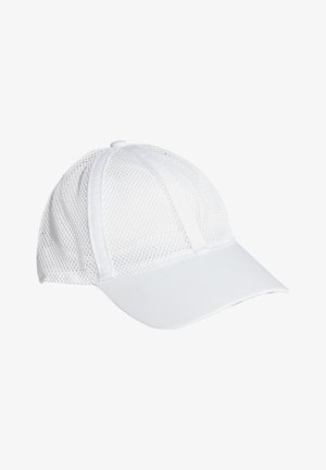 MESH BASEBALL CAP - Cap - white