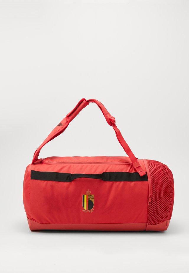 Bolsa de deporte - red/black