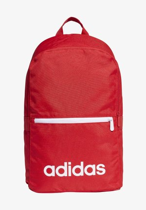 LINEAR CLASSIC DAILY BACKPACK - Rugzak - red