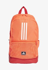 adidas Performance - CLASSIC 3-STRIPES BACKPACK - Rucksack - orange - 0