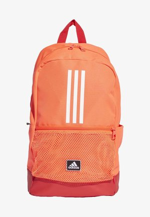 CLASSIC 3-STRIPES BACKPACK - Reppu - orange