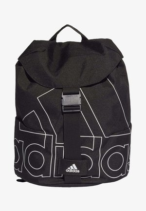 FLAP BACKPACK - Reppu - black