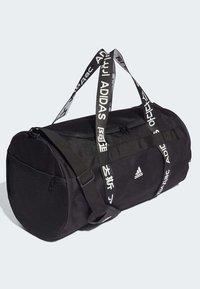 adidas Performance - 4ATHLTS DUFFEL BAG MEDIUM - Treningsbag - black - 2