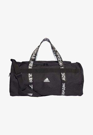 4ATHLTS DUFFEL BAG MEDIUM - Sportovní taška - black
