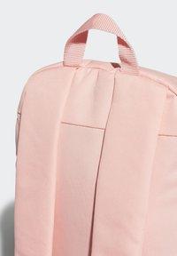 adidas Performance - LINEAR CLASSIC DAILY BACKPACK - Zaino - glory pink - 4