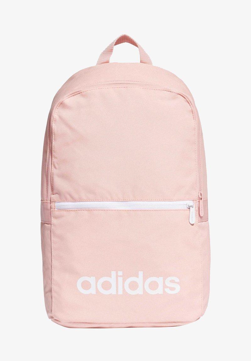 adidas Performance - LINEAR CLASSIC DAILY BACKPACK - Zaino - glory pink