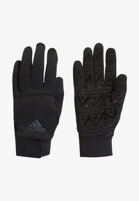 adidas Performance - FOOTBALL STREET GLOVES - Gloves - black - 0