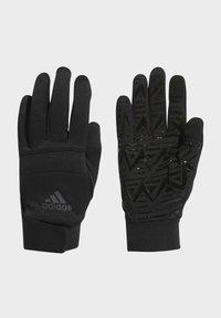 adidas Performance - FOOTBALL STREET GLOVES - Gloves - black - 1