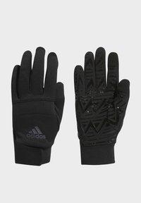 adidas Performance - FOOTBALL STREET GLOVES - Gloves - black - 2