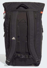 adidas Performance - 4CMTE PRO BACKPACK - Rucksack - black - 1